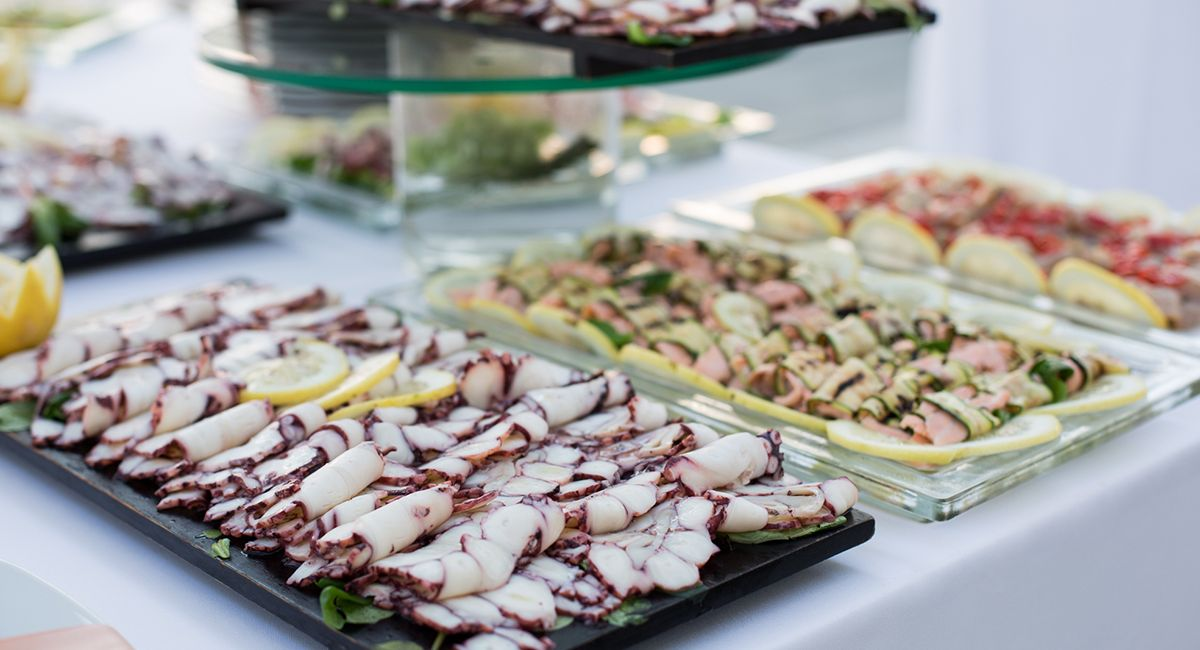 Silvia Wedding Catering
